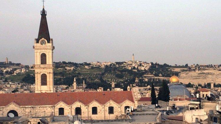 Краєвид Єрусалиму