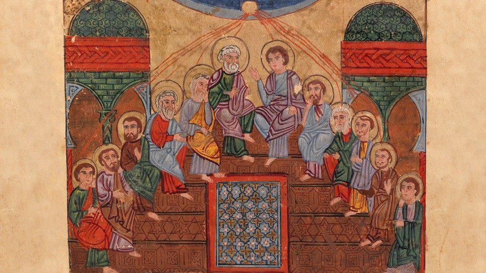 Pentecoste - Biblioteca Apostolica Vaticana