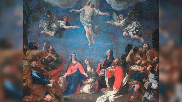 Solenidade da Ascensão do Senhor - Vatican News