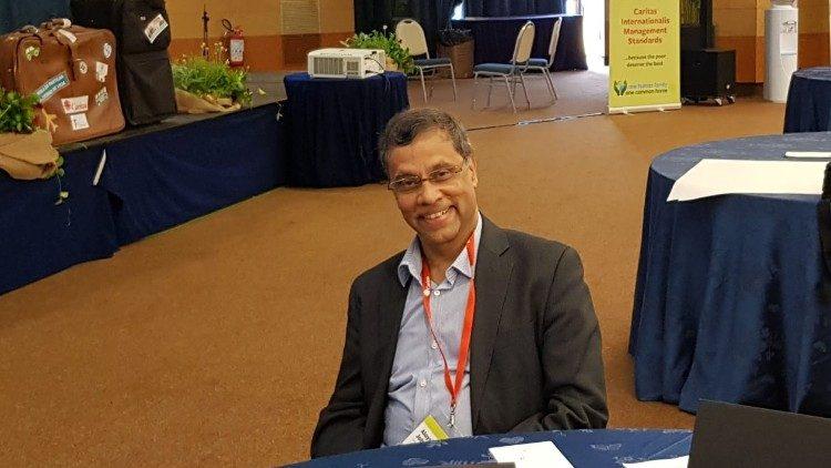 Tân Tổng thư ký Caritas quốc tế