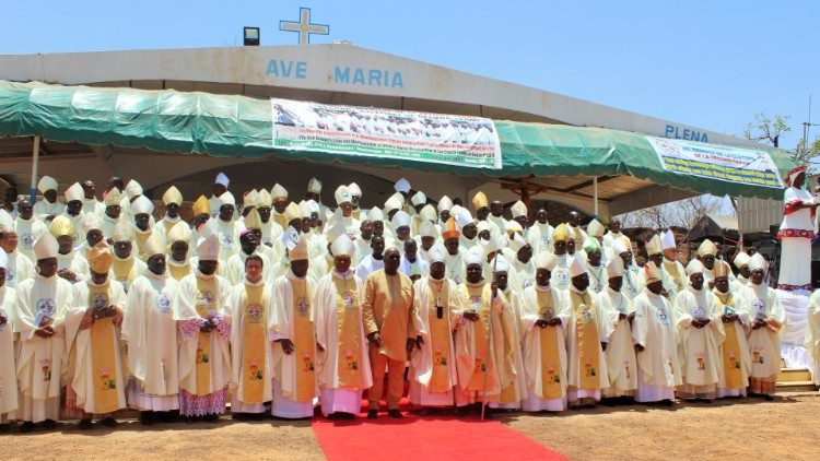 Bishops of West Africa under the RECOWA - CERAO  association