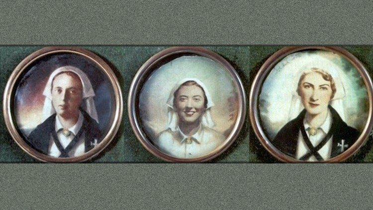 Octavia Iglesias Blanco, Olga Perez Monteserin Nunez e Pilar Gullon Yturriaga