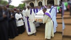 Slain Meru priest in Kenya put to rest