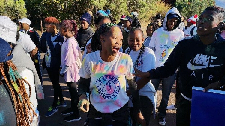 Sunday: Celebrating  the International Day of the African Child in Gaborone