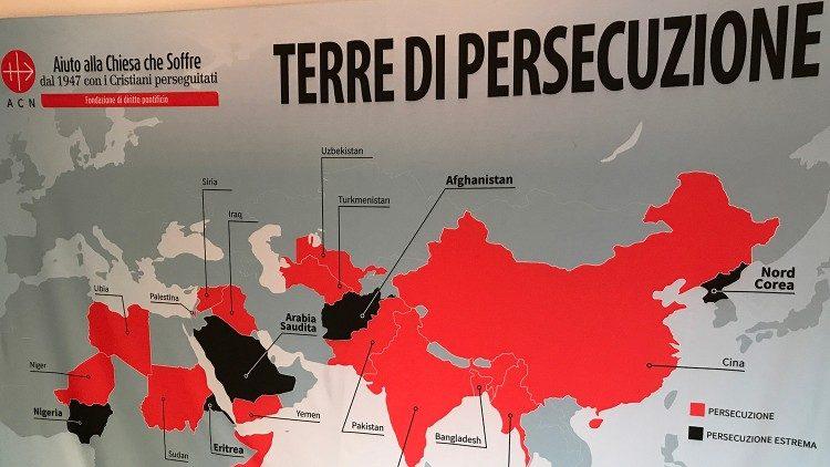 Terre di persecuzione