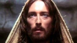 Jesus of Nazareth - casted by Robert Powell in the Magnum Opus of Franco Zeffirelli