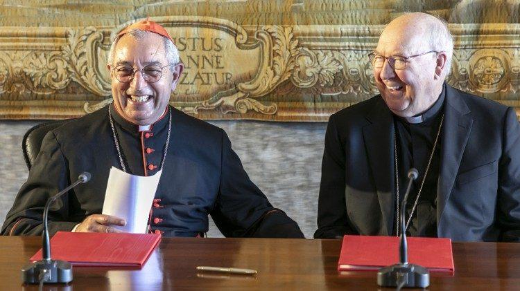 2019.06.24 De Donatis Farrel accordo famiglie