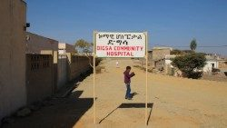 One of the Catholic-run health care centers closed by the Eritrean government