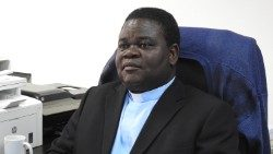 Zambia Conference of Catholic Bishops Secretary General, Fr. Cleophas Lungu