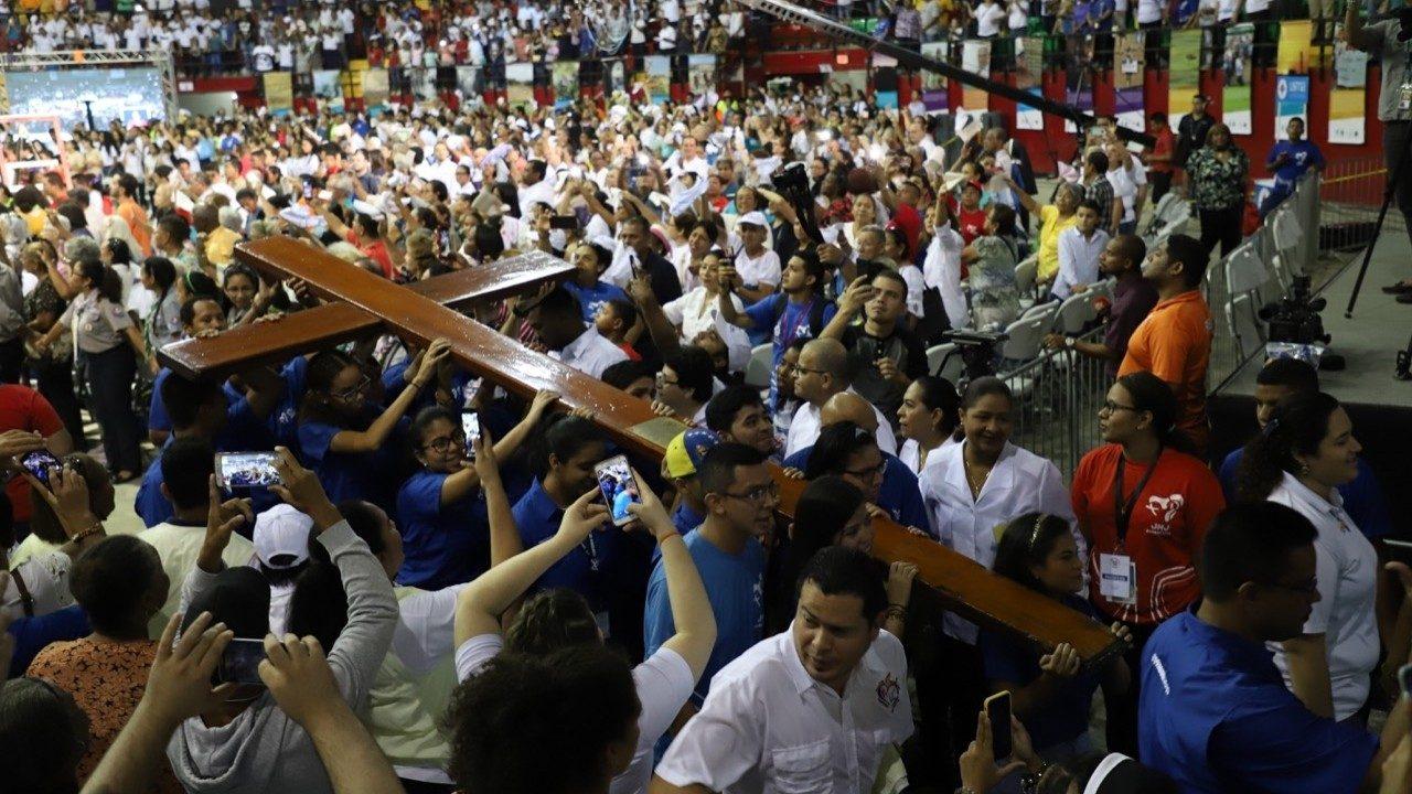 JMJ 2023: el próximo domingo la entrega de la cruz a la juventud - Vatican  News