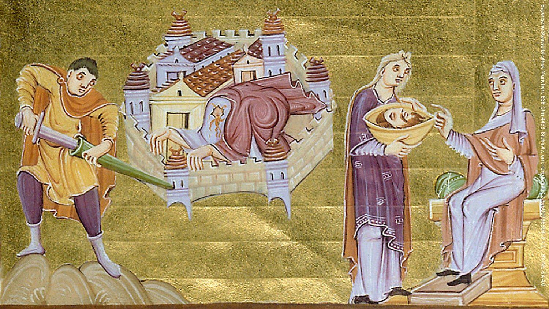 Oggi la Chiesa ricorda il martirio di S. Giovanni Battista