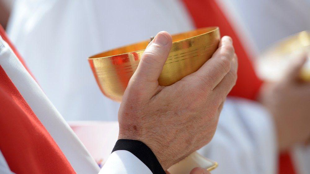Simposio Internacional de Teología: una reflexión sobre el sacerdocio - Vatican News