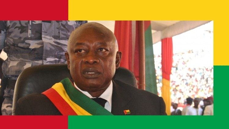 2019.07.10. Cipriano Cassamà - Presidente Parlamento Guiné-Bissau Cipriano Cassamá - Presidente Parlamento della Guinea-Bissau