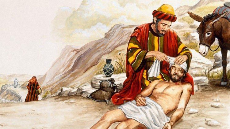 Người Samaritano tốt lành