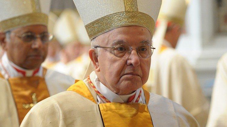 muerte Cardenal José Manuel Estepa Llaurens