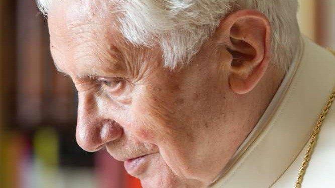 2019.07.24 Benedetto XVI -