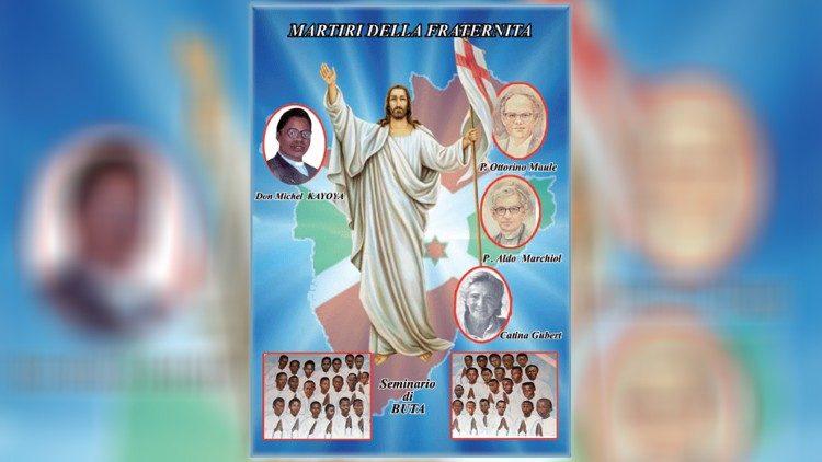 2019.07.24 Burundi, processo di Canonizzazione di 44 cattolici