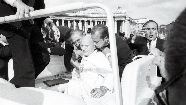 Le 13 mai 1981, attentat contre Jean-Paul II