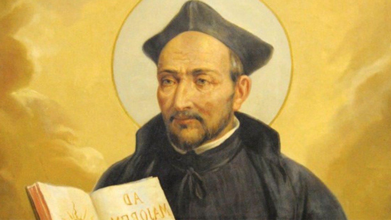 Papa ricorda Sant'Ignazio di Loyola, attirato dalla gloria di Dio