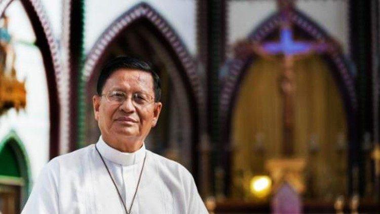 Đức Hồng y Charles Maung Bo