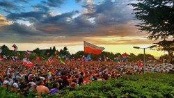 """Comienza el festival de jóvenes en Medjugorje para """"seguir a Jesús"""""""
