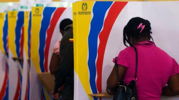 Obispos Colombia ante elecciones: persona humana y bien común en el centro  - Vatican News