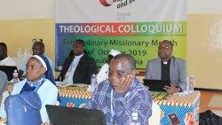 2019.08.08 Forum teologico in Zambia, Zambia Theological forum