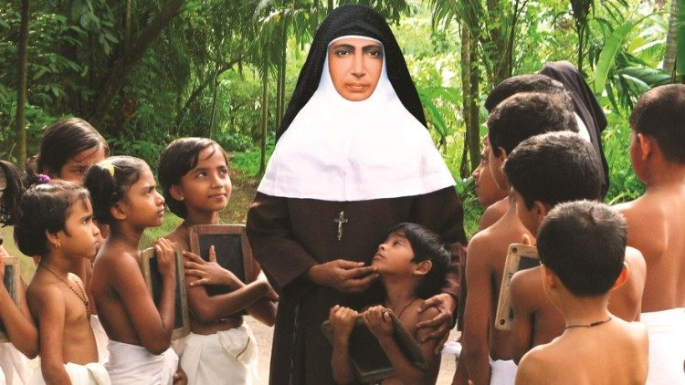 Blessed Mariam Thresia, to children a loving mother and teacher