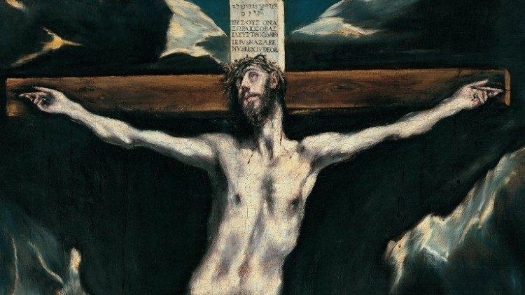 Cristo na Cruz, El Greco
