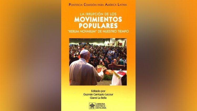 "Cover of the book: ""The Emergence of Popular Movements: Rerum Novarum of our time"""