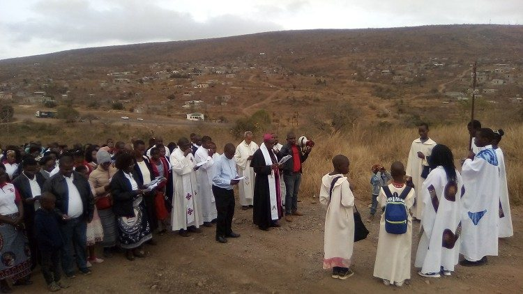 Mozambique: Pilgrimage to Our Lady of Assumption Shrine, Ressano Garcia