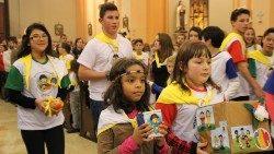 Íntegra da mensagem do Papa às Pontifícias Obras Missionárias