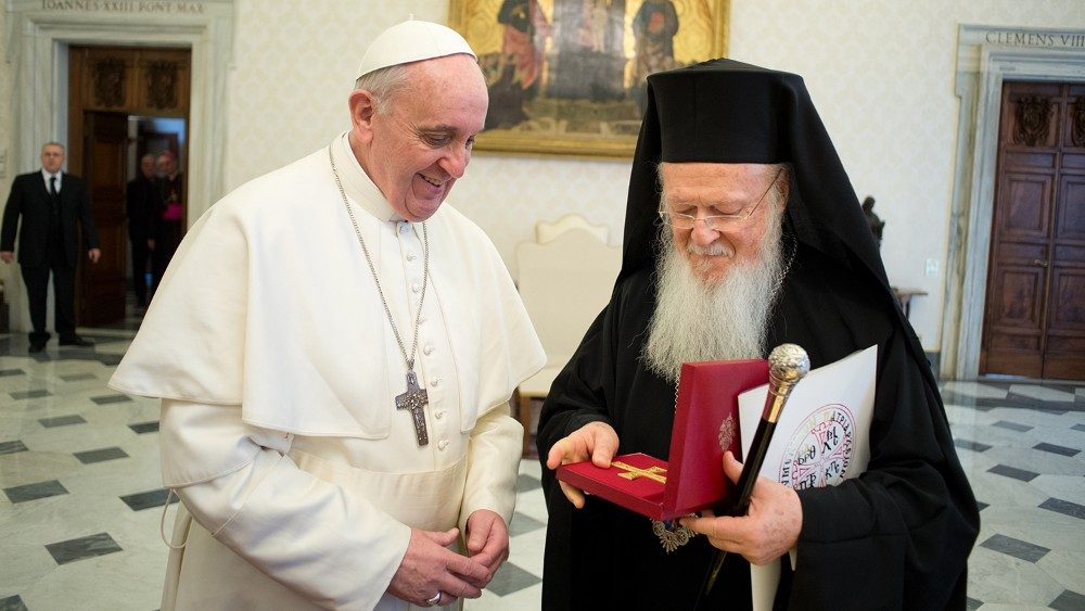 Pope Francis explains gift of relics in letter to ...