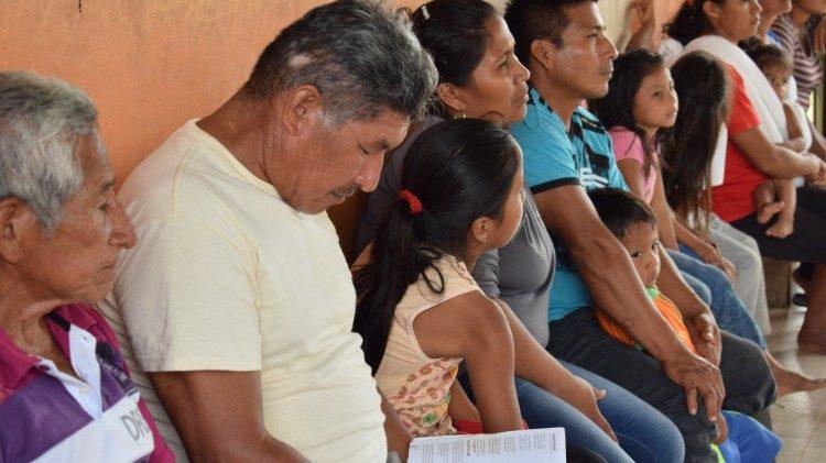 2019.09.24 Foto di archivio dell'Amazzonia-fonte: Julio Caldeira/REPAM