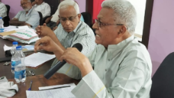 2019.09.24 Meeting of the Catholic Priests Conference of India Riunione della Conferenza dei sacerdoti cattolici dell'India
