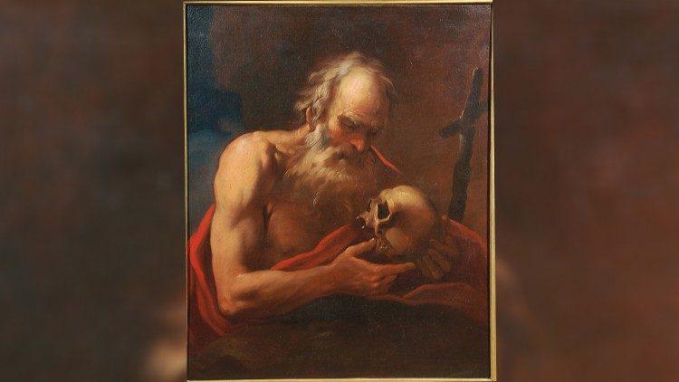 São Jerônimo, sacerdote e doutor da Igreja