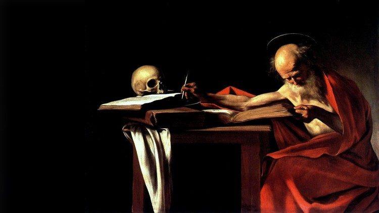 Caravaggio: Der hl. Hieronymus
