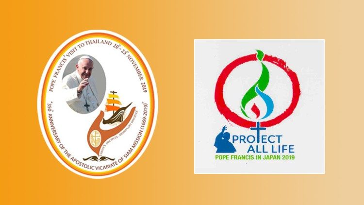 Papa visitará os dois países de 19 a 26 de novembro