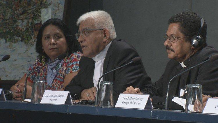 Amazon Synod press briefing