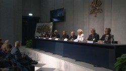 Conférence de presse du Synode, le 23 octobre 2019