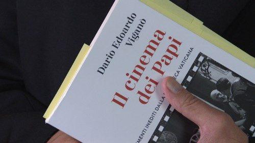 """Vatican giới thiệu tập sách """"Điện ảnh và các Giáo hoàng - Tài liệu chưa được công bố"""""""