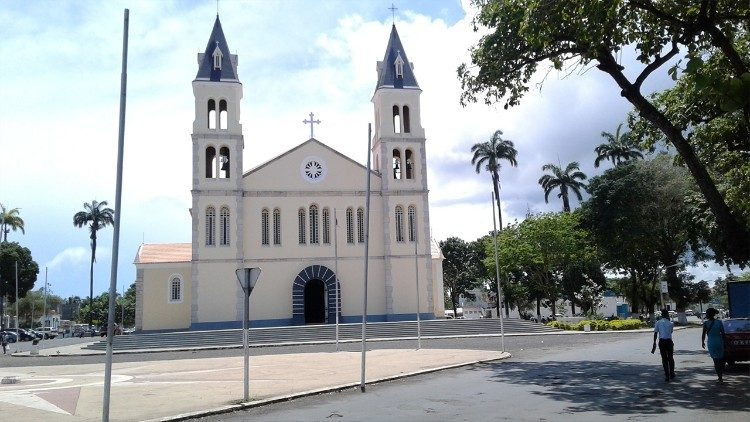 The Cathedral of São Tomé e Príncipe