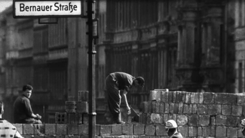 erezione muro di berlino quando