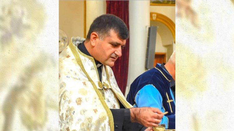 Father Hovsep Bedoyan