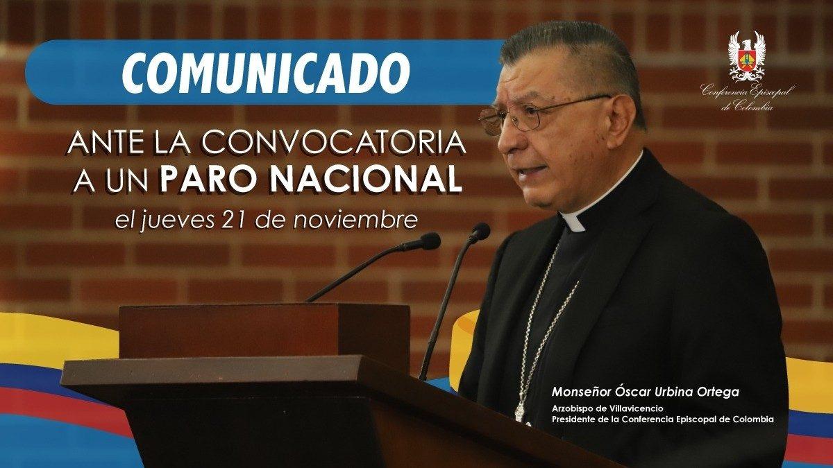 Obispos de Colombia: oremos por la patria, por un futuro con esperanza - Vatican News