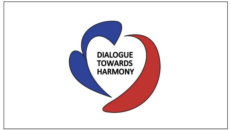 Logo and theme of the Philippine Church's Year of Dialogue.