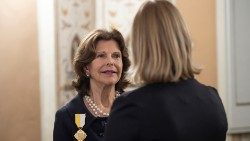 Vatican Radio interviews Queen Silvia of Sweden