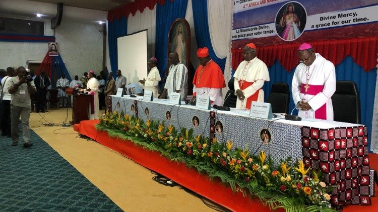 Recently the Church in Burkina Faso hosted an international congress on the Divine Mercy.