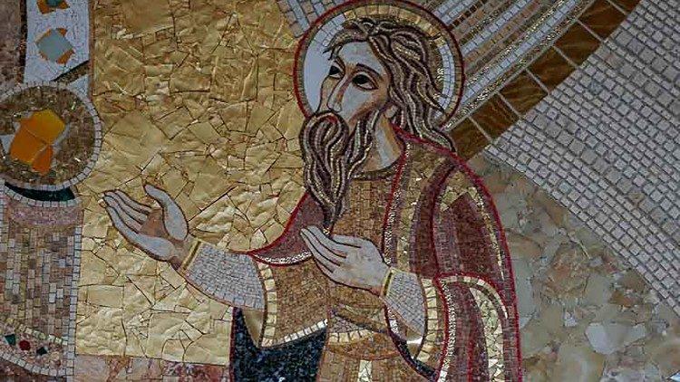2019.12.15 Vangelo di domenica, Giovanni Battista