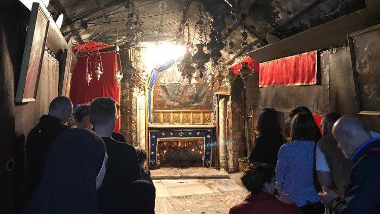 Betlemme reliquie della mangiatoia